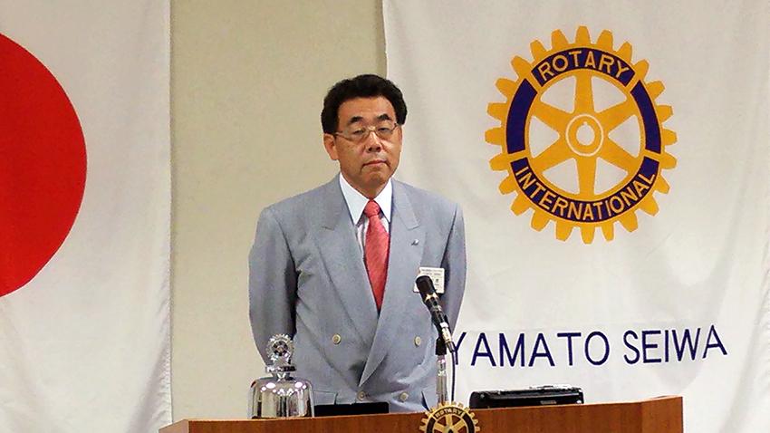 副会長退任の挨拶 宮崎会員